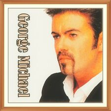 George Michael CROSS STITCH CHART 12.0 x 12.0 Inches