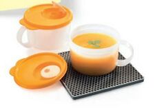 Tupperware CrystalWave Soup Mug (Set of 2)