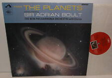 ASD 2301 Holst The Planets The New Philharmonia Orch Chorus Sir Adrian Boult