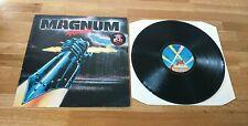 Magnum Marauder UK LP A1 B1 JETLP230 Classic Prog Rock Ex/Ex+