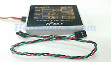 NEW FrSky FSD smartport dashboard Display for Telemetry Data of 2-Way radios XJT