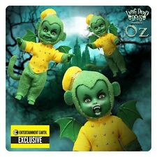 Mezco Living Dead Dolls The Flying Monkeys Of Oz Entertainment Earth Exclusive