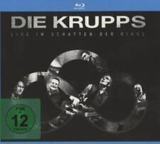 Die Krupps - Live Im Schatten Der Ringe Blu-Ray/2-CD Digi neu OVP Depeche Mode