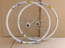 "New Mavic Crossride 3CR Silver Mountain Bike MTB 6-bolts 27.5"" F&R Wheelset"