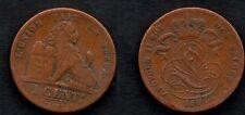 BELGIQUE   1 CENTIME 1876