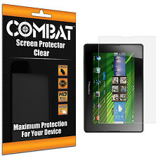3X COMBAT HD Clear Screen Protector LCD Cover For Blackberry Playbook