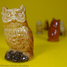 Wade Whimsies (1967/84) Series 2 Issues (Set #3 1972/84) #14 (Barn) Owl