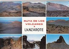 BF23022 lanzarote islas canarias montanas de fuego  spain front/back image