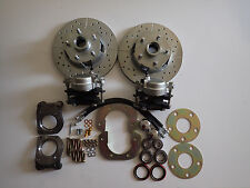 1964 1965 1966 mustang disc brake conversion