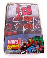 Marvel Comics Spider-Man Toddler Boys Navy 3 Pack Underwear Briefs For 2-3 Age