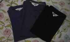 hs11: pre-loved 3 pcs FOLDED & HUNG Boys Mens Polo Shirt sz0 Regular Fit