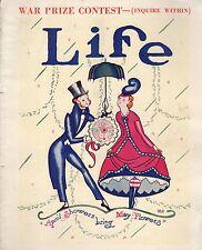1924 Life April 10 - Ku Klux Klan; Alfred Lunt; Scandal investigations; Melon