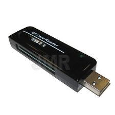 NEW USB COMPACT FLASH/CF II/III MEMORY CARD READER