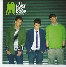 (EB194) The Noise Next Door, She Might - 2005 DJ CD