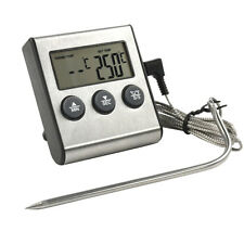 New Digital Cooking Food Meat probe Thermometer Kitchen BBQ oven temperature