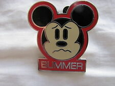 Disney Trading Pins 101999: WDW - Mickey Expressions Mystery Box - Bummer