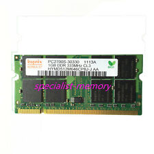 New Hynix 1GB DDR-333MHZ PC2700 Laptop Memory  Ram 200pin SODIMM non-ecc