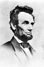 New 5x7 Photo: Portrait that President Abraham Lincoln Considered his Best