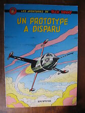 BUCK DANNY 21 UN PROTOTYPE A DISPARU 1971  BROCHE