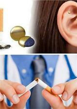 Quit Stop Smoking Smoke Auricular Ear Magnet Therapy Weight Loss Acupressure FI