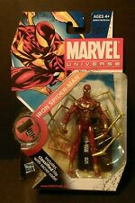 "Marvel Universe Series 5 Iron Spider MOC MIB 3.75"" Figure"