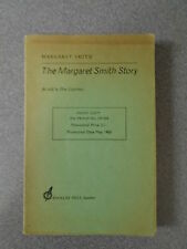 THE MARGARET SMITH STORY as told to DON LAWRENCE - STANLEY PAUL1965*PROOF COPY*