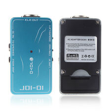 JOYO JDI-01 DI Box Direct Input Effects Pedal Amp Simulation Guitar/Bass Y9V7