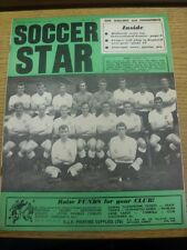 22/10/1965 Soccer Star Weekly Magazine: Vol. 14 No. 06 - Features: Bolton Wander