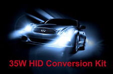 35W H4 12000K High Low Beam Bi-Xenon HID Conversion KIT for Headlight Blue Light