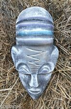 Gostatue pointed tiki plastic mold concrete mold plaster mould cement