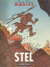 Moebius Le monde d'Edena « Stel » édition originale Casterman