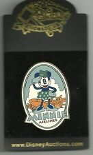 Disney pin Minnie Mouse Airlines DA LE 1000