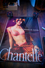 CHANTELLE Style B Huge Giant 4x6 ft French Sexy Original Advertising Poster