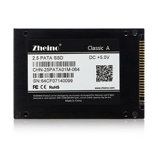 "2.5"" PATA/IDE SSD 64GB for DELL D610,9300,D810,HP V2000 IBM T43 Alesis Fusion"
