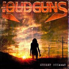 LOUDGUNS Sunset Runaway CD (o140a)