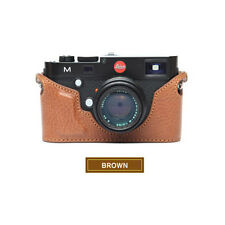 Ciesta Leather Case Leica M Brown