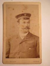 Königsberg - Corps Littuania - John Liebeschütz - SS 1885 - CDV / Studentika