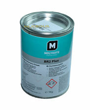 Molykote br2+ High-performance grease Roller Bearing Lubricating 1Kg