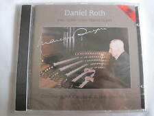 DANIEL ROTH PLAYS MARCEL DUPRE - IMPORT CD - BRAND NEW