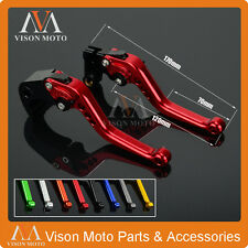 Short Brake Clutch Levers For Honda CBR600RR 07-16 CBR1000RR FIREBLADE SP 08-16