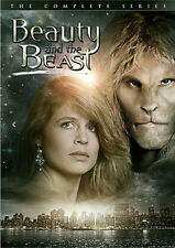 Beauty & The Beast: The Complete Series - 15 DISC SET (2014, REGION 1 DVD New)