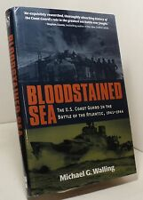 Bloodstained Sea by6 Michael G Walling - US Coast Guard WWII