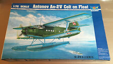TRUMPETER 01606 - 1/72 - ANTONOV An-2 COLT ON FLOAT - NUOVO