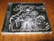"GRIEVING AGE ""Merely the Fleshless..."" 2 X CD  esoteric mournful congregation"