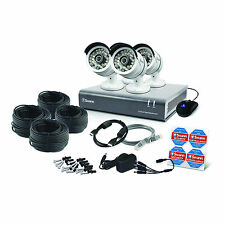 Swann DVR8-4600 8 Channel 1080p DVR CCTV Kit with 4 Cameras and 2TB Hard Drive
