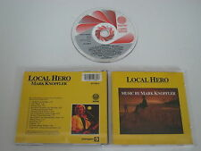 MARK KNOPFLER/LOCAL HERO(VERTIGO-811 038-2)CD ALBUM