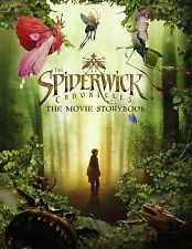 The Spiderwick Chronicles Movie Storybook (Spiderwick Chronicles (Simon Spotlig