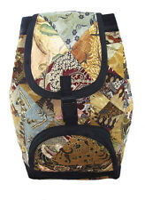Patchwork Batik Backpack . 43 x 28 x 20 cm .. also converts to duffle bag
