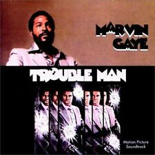 Trouble Man - Various Artists (1998, CD NIEUW) Music BY Marvin Gaye