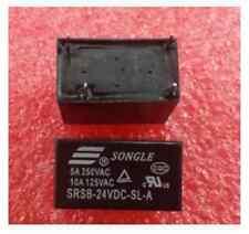 50pcs SRSB-24VDC-SL-A 24V 5A/250VAC SONGLE Relays